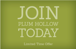Join Plum Hollow Today - Limited Time Offer